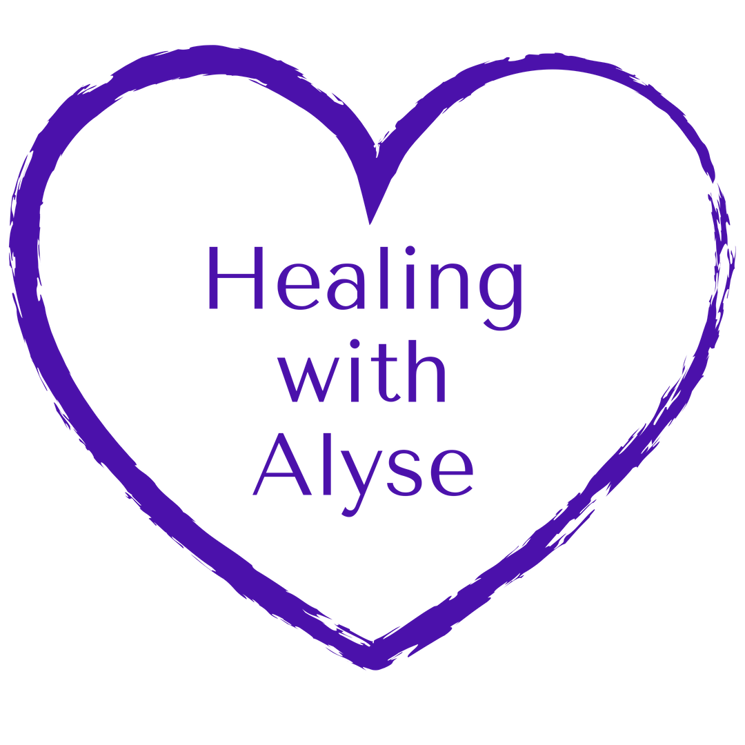 Healing with Alyse